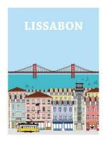 HUMAN EMPIRE   LISSABON POSTER #1   ポスター (50x70cm)の商品画像