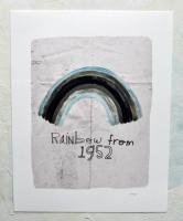 retrowhale | RAINBOW FROM 1952 | A3 アートプリント/ポスターの商品画像