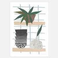 【SALE 20%オフ】SEVENTY TREE | SHELF LIFE | A4 アートプリント/ポスターの商品画像