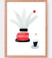 CLARA SELINA BACH | STILLEBEN #1 | A3 アートプリント/ポスターの商品画像