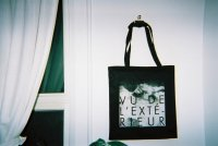 FIELDGUIDED | VU DE L'EXTERIEUR TOTE | トートバッグ | TOTE BAG