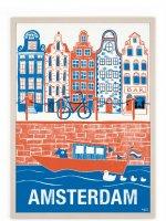 HUMAN EMPIRE   AMSTERDAM #2 POSTER   ポスター (50x70cm)の商品画像