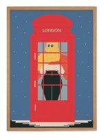 HUMAN EMPIRE   LONDON #2 POSTER   ポスター (50x70cm)の商品画像