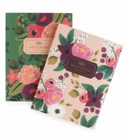 RIFLE PAPER CO. | VINTAGE BLOSSOMS NOTEBOOK SET | ノートブック