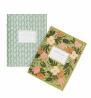 RIFLE PAPER CO. | MOSS GARDEN POCKET NOTEBOOKS SET | ノートブック