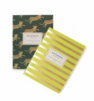 RIFLE PAPER CO. | SAFARI POCKET NOTEBOOKS SET | ノートブック