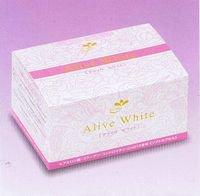 【6ヶ月間定期購入・送料無料】アライヴ ホワイト【ヒアルロン酸含有食品】
