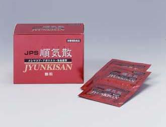 【6ヶ月間定期購入・送料無料】 JPS漢方 JPS順気散(ジュンキサン) 60包