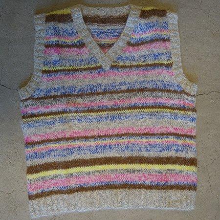 dosa 1511-23 hamid stripe vest