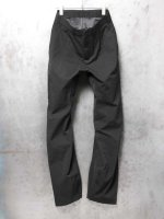 【DEVOA】Wide pants Cotton/LINEN RIP-stop /BLACK<img class='new_mark_img2' src='//img.shop-pro.jp/img/new/icons1.gif' style='border:none;display:inline;margin:0px;padding:0px;width:auto;' />