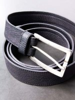 【incarnation】HORSE LEATHER BELT BUCKLE SQ #2 1.5'' /BLACK<img class='new_mark_img2' src='//img.shop-pro.jp/img/new/icons1.gif' style='border:none;display:inline;margin:0px;padding:0px;width:auto;' />