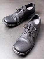 【incarnation】HORSE BUTT DERBY LEATHER SOLES /BLACK