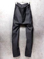 【incarnation】CO96% EL4% PANTS LONG DARTS SARROUEL #3 /BLACK<img class='new_mark_img2' src='//img.shop-pro.jp/img/new/icons1.gif' style='border:none;display:inline;margin:0px;padding:0px;width:auto;' />