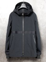 【DEVOA】Composite jacket Nylon shrink stretch /BLACK<img class='new_mark_img2' src='//img.shop-pro.jp/img/new/icons1.gif' style='border:none;display:inline;margin:0px;padding:0px;width:auto;' />