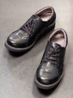 【DEVOA】Shoes horse leather /BLACK