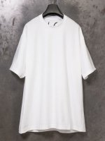 【IS】COTTON JERSEY TEE /WHITE