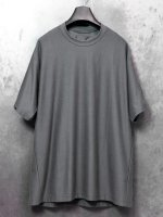 【IS】COTTON JERSEY TEE /GRAY