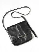 【iolom】Horse leather Shoulder Bag /BLACK