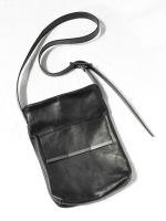 【iolom】Horse leather Shoulder Bag -M /BLACK