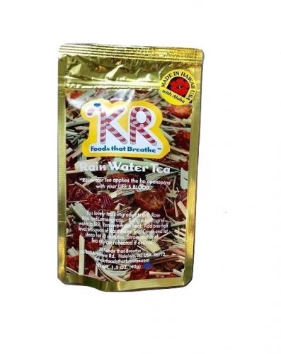 Rain Water Tea 【雨水のお茶】