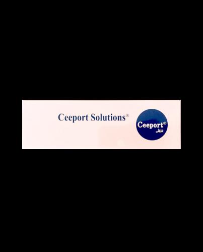 Ceeport ブックマーク 紺