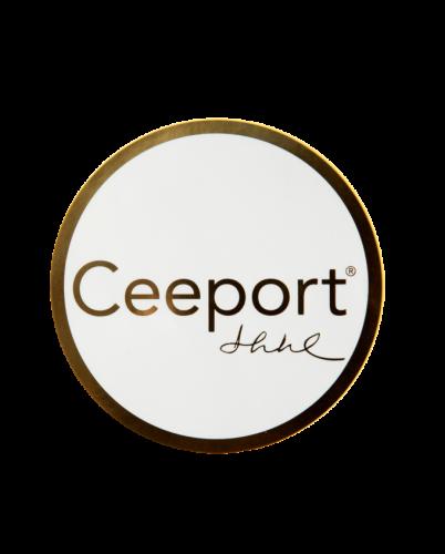 Ceeport シール 大 ホワイト