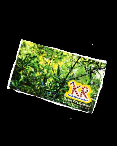 笹の葉カード (B)