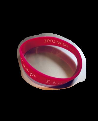エンブレーサー(腕輪)ピンク