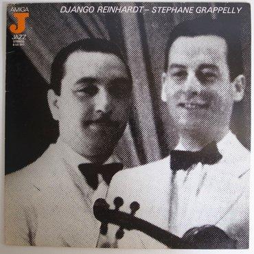 DJANGO REINHARDT & STEPHANE GRAPPELLY ■ Django Reinhardt - Stephane Grappelly
