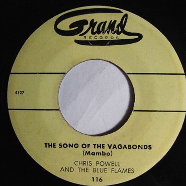 CHRIS POWELL ■ The Song Of The Vagabonds
