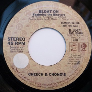 CHEECH & CHONG ■ Bloat On