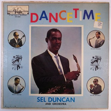 SEL DUNCAN And Orchestra ■ Dancetime