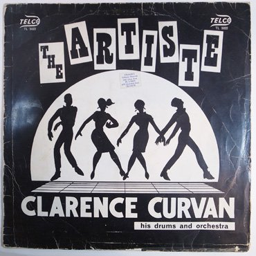 CLARENCE CURVAN ■ The Artiste