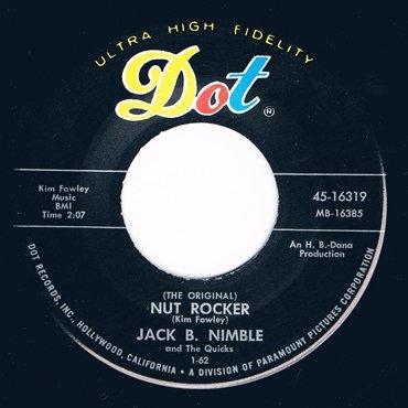 JACK B. NIMBLE & Quicks ■ Nut Ro...