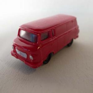 Red LKW DDR 消防車両のモデルカー (RD・マークなし)