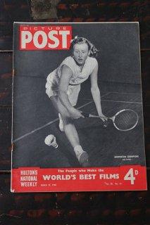 イギリス「PICTURE POST」1948年3月27日号 WORLD'S BEST FILMS