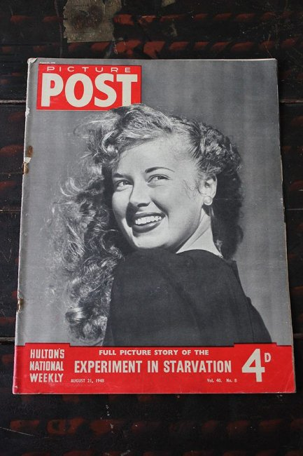 イギリス「PICTURE POST」1948年8月21日...
