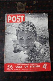 イギリス「PICTURE POST」1949年9月10日号 COST OF LIVING