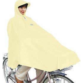 自転車屋さんのポンチョ ベージュ