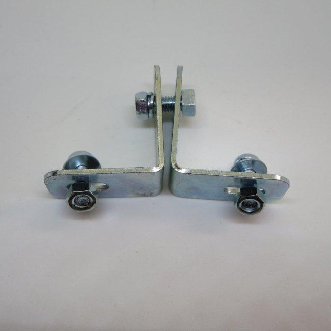 ランプブラケット(鉄)砲弾型ランプ取付
