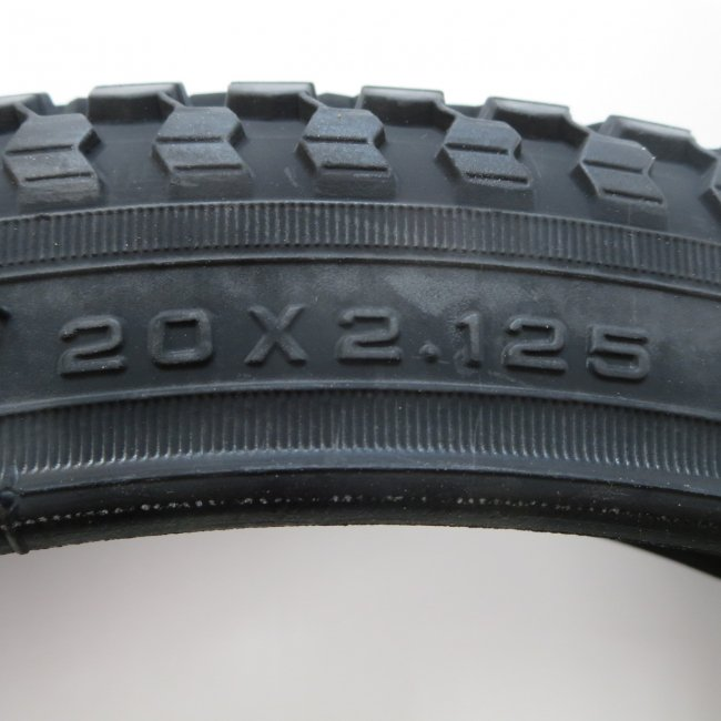 20×2.125(57-406)タイヤのみ(1本)