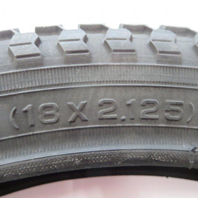 18x2.125(57-355)タイヤだけ (1本)
