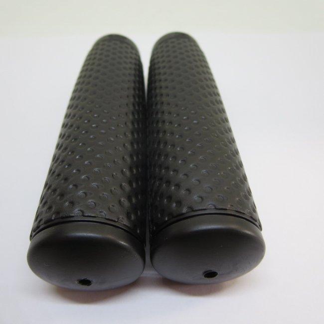 ハンドルグリップ(一般自転車用)黒色
