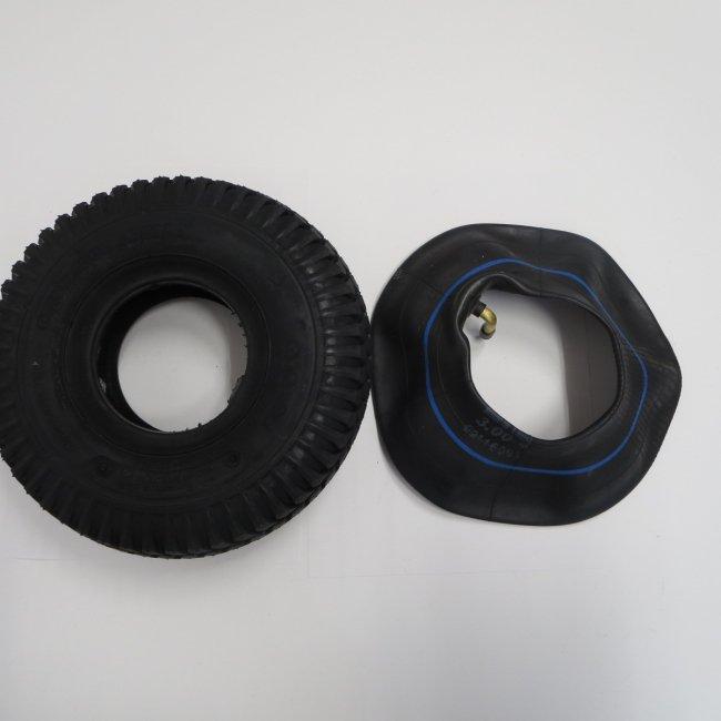 セニアカータイヤ・チューブセット(各1本)260×85(3.00-4)
