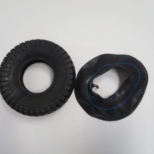 セニアカータイヤ・チューブセット(各1本)3.50-5