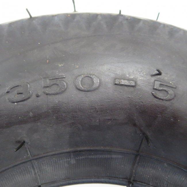 3.50-5 レッカー用タイヤ