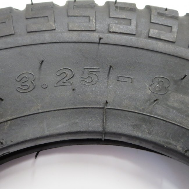 3.25-8タイヤ  Main