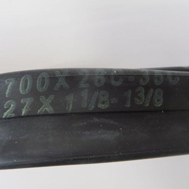 IRC 700×28/35チューブ(1本)仏口 48mmロングバルブ