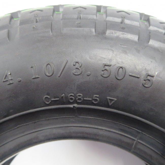 セニアカータイヤ4.10/3.50-5(チューブタイプ)