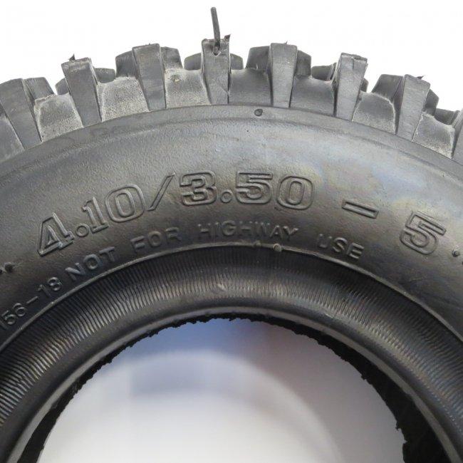 4.10/3.50-5 タイヤ CST